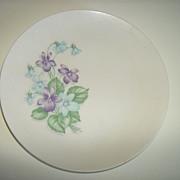 Royalon Melmac Corsage Dessert Plate