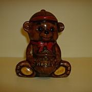 California Potteries ~ Treasure Craft ~ Bear Bank