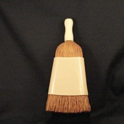 Unique Celluloid Whisk or Clothing Brush