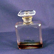 Miniature Chanel Bottle