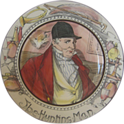 Royal Doulton Professional Series Plate - The Hunting Man