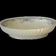 Royal Doulton Juliet Footed Bowl