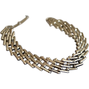 Mexico High Polished Sterling Rolo Link Bracelet