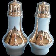 Silver Shakers Vintage International Tall Salt Pepper