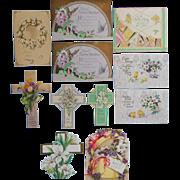 Easter Paper Vintage to Antique Postcards Cards Postcard Card