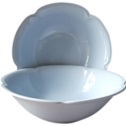 Greydawn Johnson Brothers England 2 Serving Bowl Vintage China