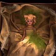 "Hard Plastic ""Melody Doll"" in Window Box"