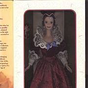 Hallmark Sentimental Valentine Barbie in Box
