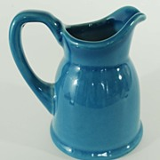 Rookwood Cream Pitcher, Vintage