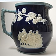 Antique: Copeland Spode, English Pitcher, Earthenware