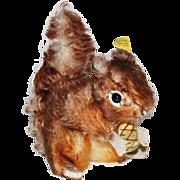 """Vintage Steiff Squirrel, """"Perri"""""""