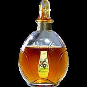 """""""TUYA"""" 1940's Sealed 4 oz. eau de cologne"""