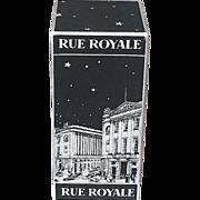 "HTF 30's Molyneux ""Rue Royale"" Perfume Box"