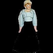 Rare Art Deco Biscaloid Shoulder Head Doll