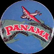 'Panama-Beaver Carbon Paper & Typewriter Ribbons' Advertising Premium Tape Measure