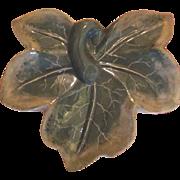 Weil Ware California Ivy Leaf Wall Pocket