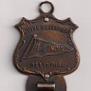 University of Illinois Souvenir Letter Opener/Bookmark