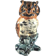 Stangl Pottery 3407 Owl Bird Figure