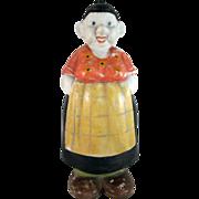 Maime from Moon Mullins Bisque Bath Salts Holder Figural c.1930 HTF