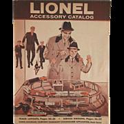 Lionel (Trains) Accessory Catalog 1960