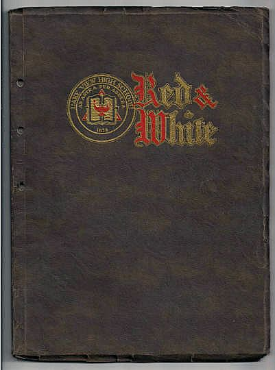 Lake View High School (Chicago) Semi Annual Yearbook 1923