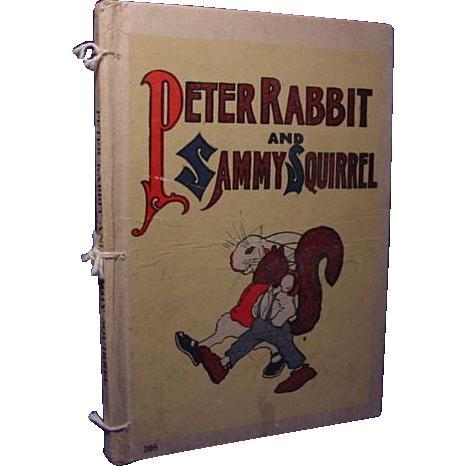 """Peter Rabbit and Sammy Squirrel"", Beatrix Potter"