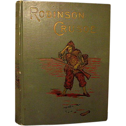 """Robinson Crusoe"" Illustrated Walter Paget"