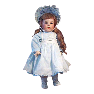 """SALE French Character Toddler #251 SFBJ  """"TWIRP"""""""