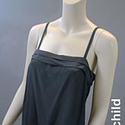 Vintage camisole silk 1960s size 12