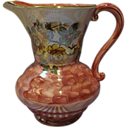 A Beautiful MALING Jug Vase