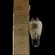 US Army Vacuum Tube RCA 834 Radio Corp of America