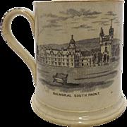 Queen Victoria 1837-1887 Silver Jubilee Large Commemorative Tankard