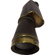 "A Monocular  'The Levista"" By Aitchison of London - Circa1910"