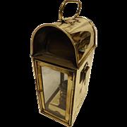 A Superb Victorian Oil Lamp - Circa 1900
