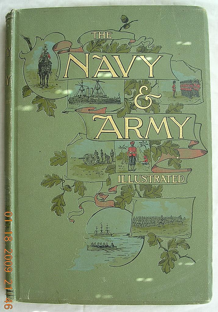 1897 The Navy & Army Illustrated Magazine