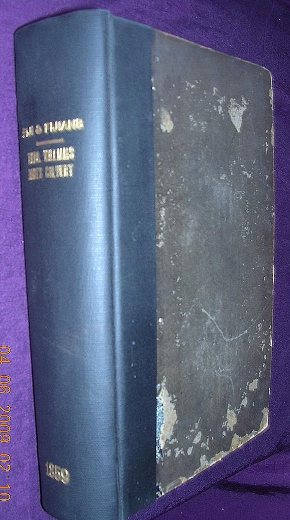1859 Fiji & The Fijians Williams & Calvert New York  First Edition