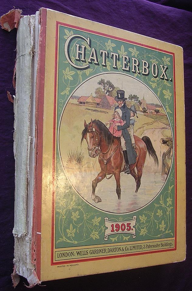 CHATTERBOX Annual Children's Book 1905