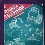 Radio & Television Magazine September 1939