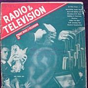 Radio & Television Magazine December 1938