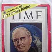 TIME Magazine, April 30, 1945