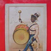 1880's TRADE CARD J.A. Godfrey & Co 'Fall and Winter Suits'