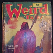 SCI-FI Magazine - Weird Tales March 1950