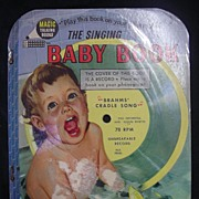 Magic Talking Book 'The Singing Baby Book'