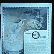 CALIFORNIAN BORAX - Original Full Page Advert The Graphic 1885