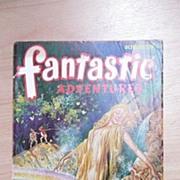 Sci-Fi Magazine - Fantastic Adventures - Vol 9. No 6. October 1947