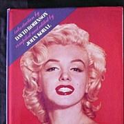 Marilyn MUNROE By John Kobal First Edition 1974