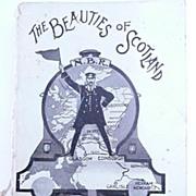 North British Railway Guide 'The Beauties of Scotland' 1915