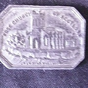 Free Church of Scotland Lockerbie  TOKEN - 1843