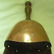 Georgian Copper Grocery Scoop