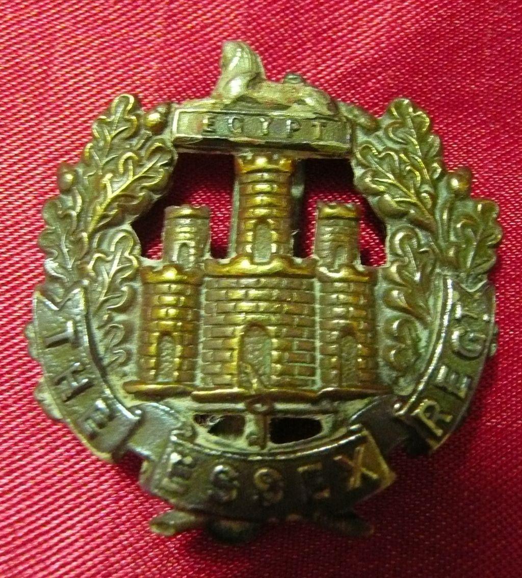 WW1 British Army Badge - The Essex Regiment